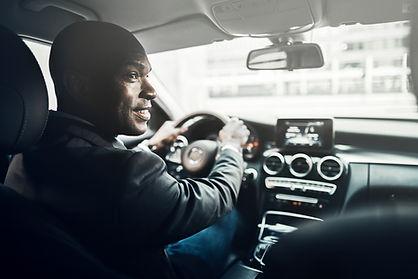 素敵なタクシー運転手