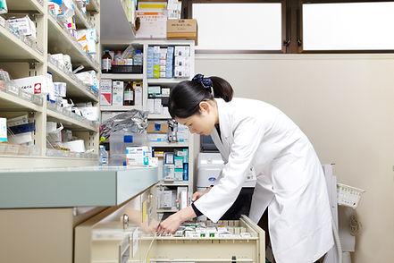 Auf der Suche nach Medizin