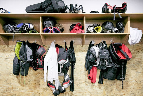 Hockey Player's Outfits