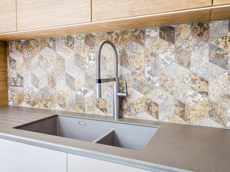 How to Choose the Perfect Kitchen Backsplash