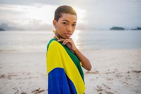 Bikini Bandera Brasileña