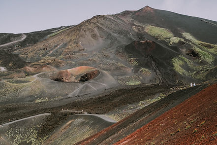Etna in Sicilia