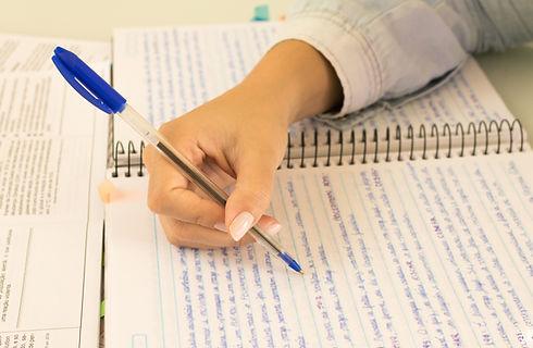 Fazendo anotações