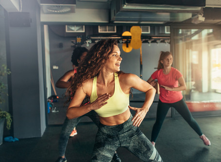 How to be confident when teaching a group fitness class