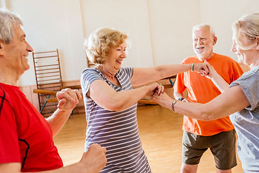 dance how to stay young