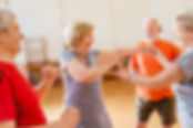 Practica de baile