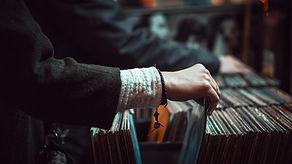 レコードショップ