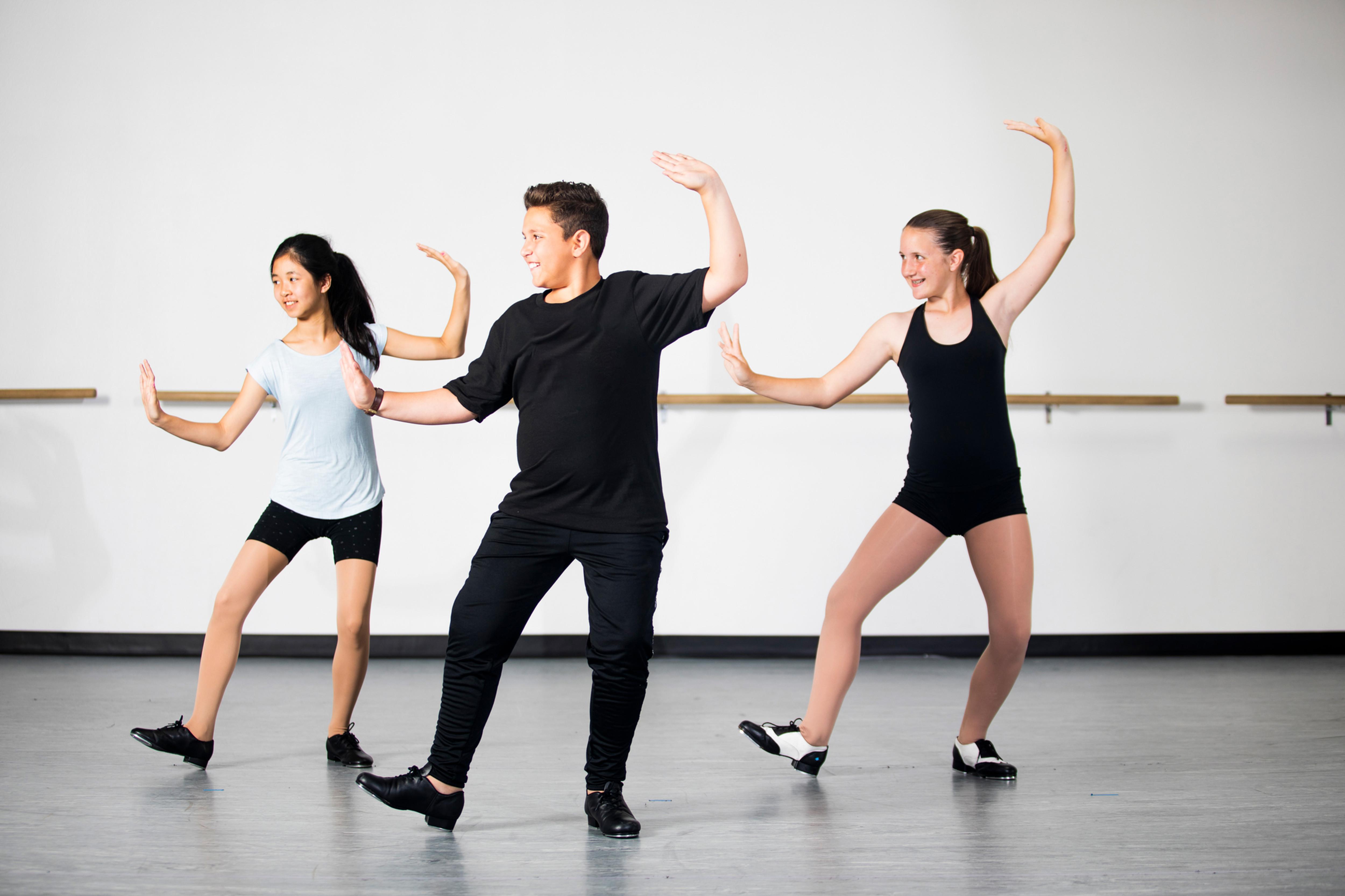 Ballet/tap ages 5-7 Tuesdays, 4:00pm