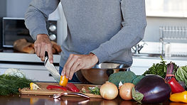 Koken met groente