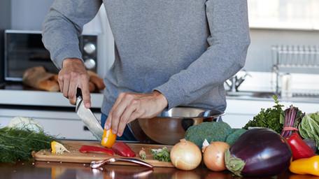 Gezond, makkelijke gerechten