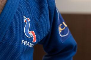 Équipe de France de judo