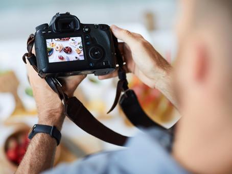Escolhendo o Melhor Ângulo para Fotografar Alimentos