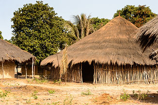 House in Guinea Bissau
