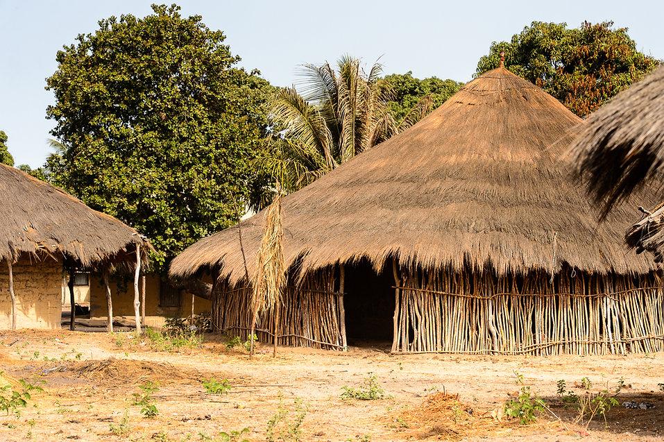 House in Guinea Bissau