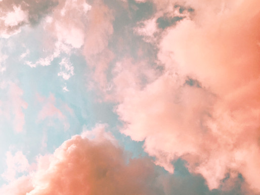 Fire Clouds (Poem)