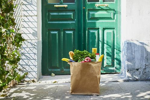 Ingredient Kit Delivered to Your Front Door