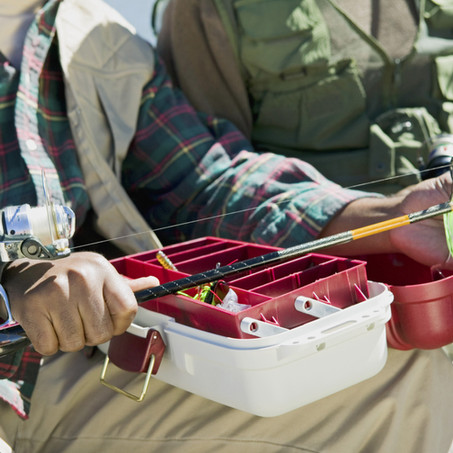 An Introduction and guide to the top 16 items for your Fishing Tackle Box.