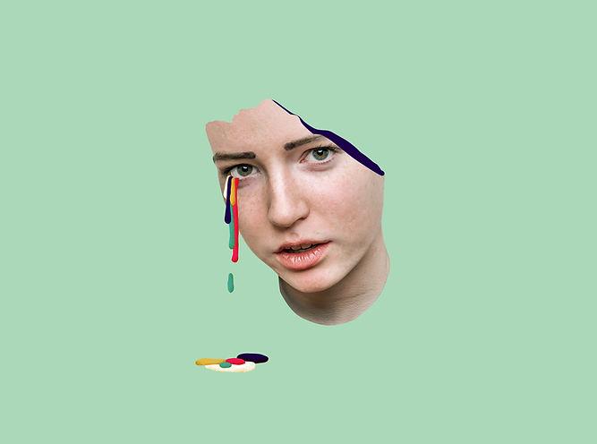 Lágrimas de colores