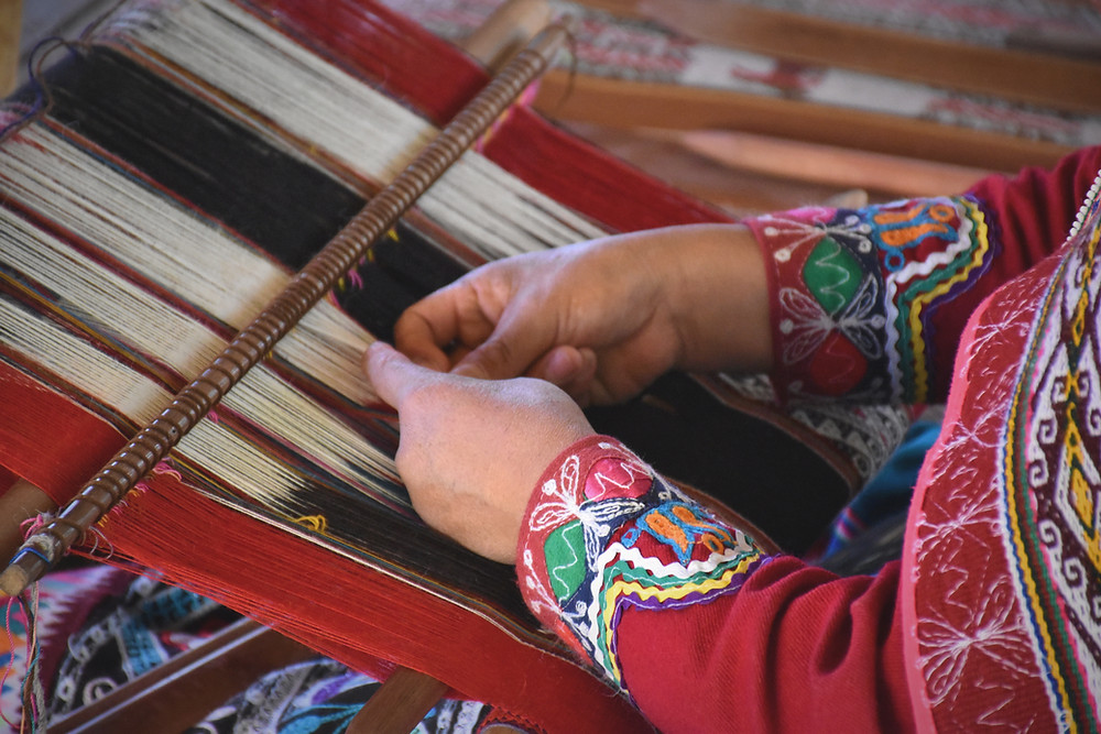 Practical Arts or Handicrafts have long been the domain of women artists.