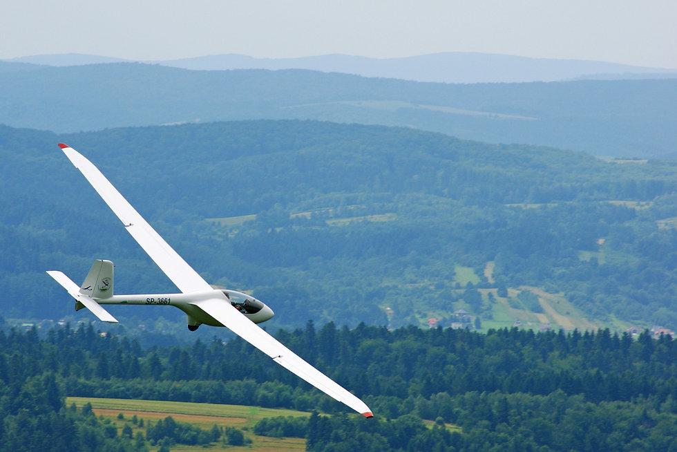 Kluzák s pevným křídlem