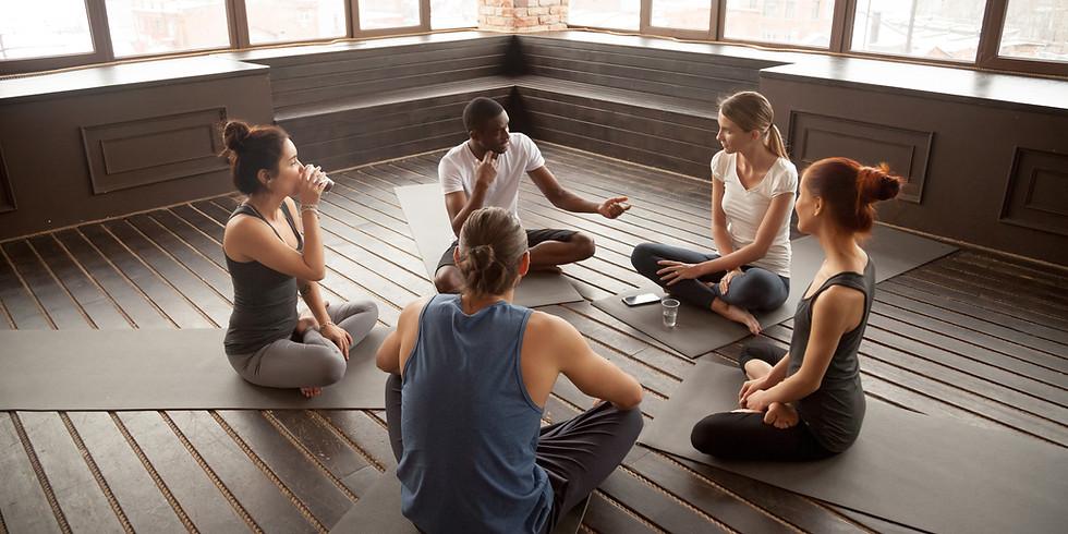 Online Meditation & Healing classes