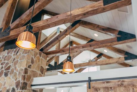 Luminárias de teto