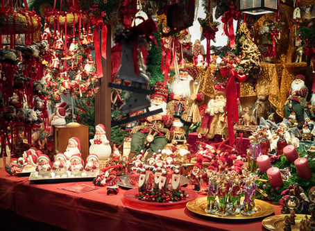 The Commodification of Christmas