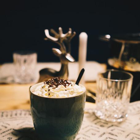 Xu hướng uống cafe - trà sữa mùa đông
