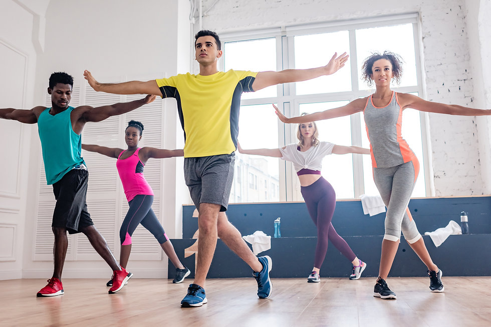Zumba Fitnesskurs