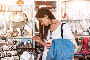Browsing Jewelry