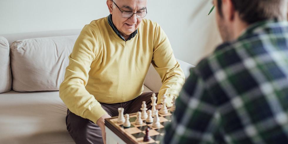 Schach mit Egmont für Jedermann - jeden Dienstag von 15:15-16:45 Uhr
