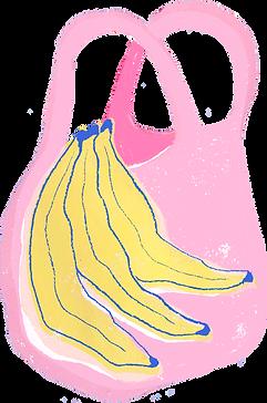 Bananas in Bag
