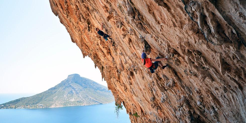 Kurz skalního lezení pro pokročilé - vícedélkové lezení
