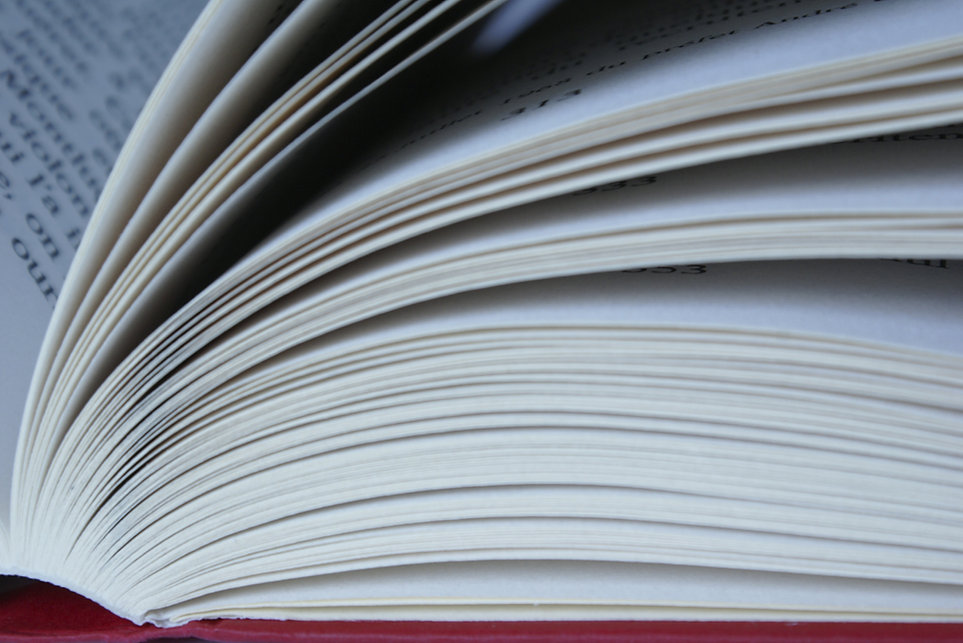 Pages d'un livre