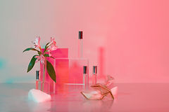 espositori cosmetica in plexiglass