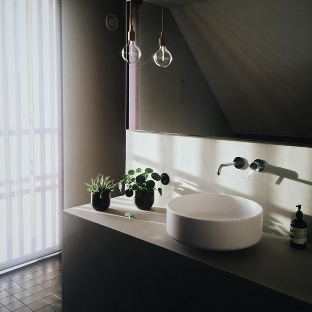 חדרי אמבטיה ושירותים
