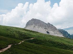 Percorso di montagna
