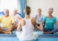 Senior Yoga Klasse