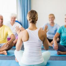 Senior Yoga Class