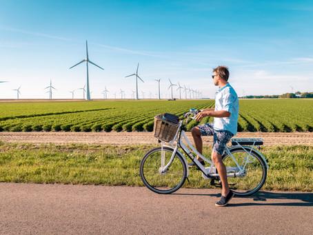 4 000 km sur un vélo solaire en hiver !