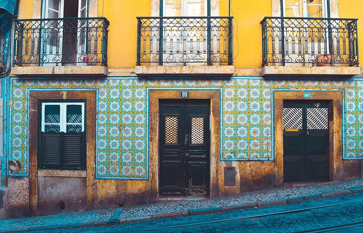 Centro histórico de Lisboa