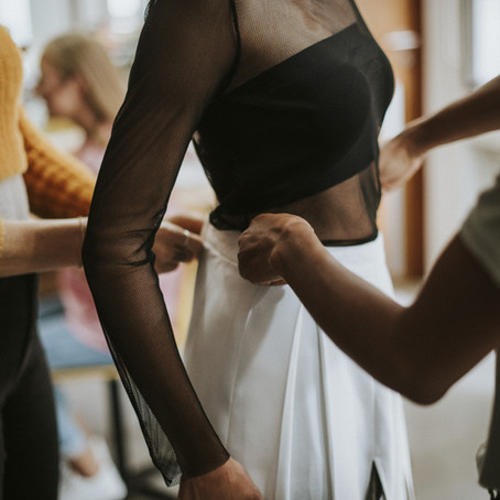 Behind The Scenes of Fashion: Part 1: Creative Directors