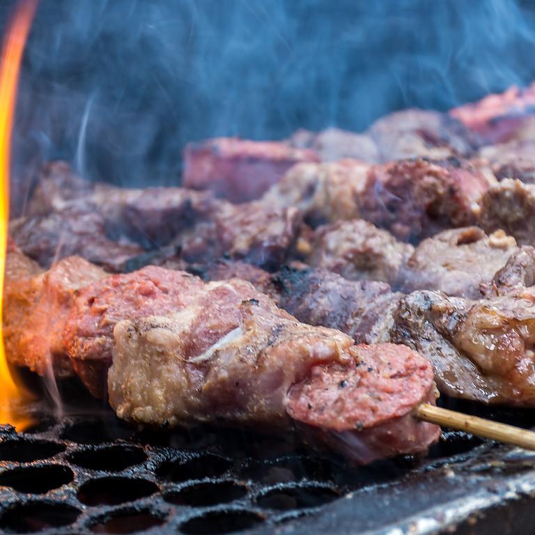 Soirée Barbecue géant en musique !