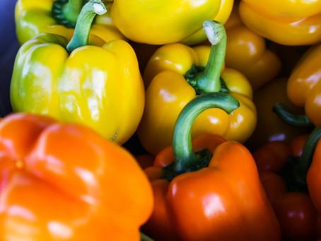 Phantastische Paprika - eure Lieblingsrezepte ❤