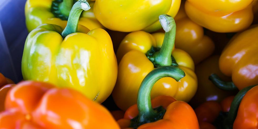 Pick a Pepper   Outdoor Garden Box