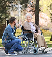 NDIS person care supports