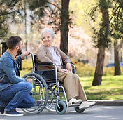 NDIS Personal Care Supports