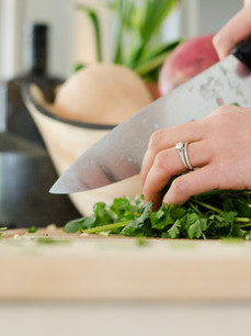 How To Wash Fresh Herbs To Help Prevent Bacterial Contamination