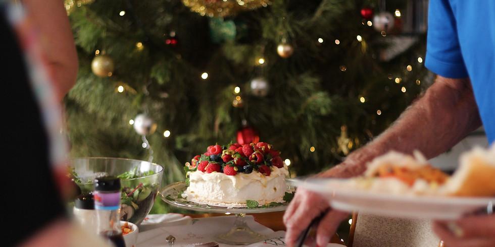 Weihnachtsfeier für Alleinstehende
