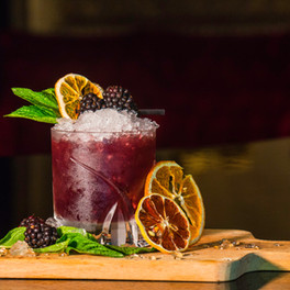 Restaurant Photography in the UAE - Pretty Little Cocktail